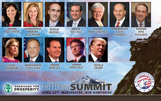 New Hampshire Freedom Summit